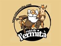 Logotip Ruta de l'Ermità