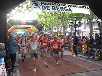 Sortida de la marató