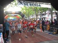 Sortida de la Marató de Muntanya de Berga 2008