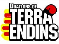 Logotip Duatlons de Terra Endins